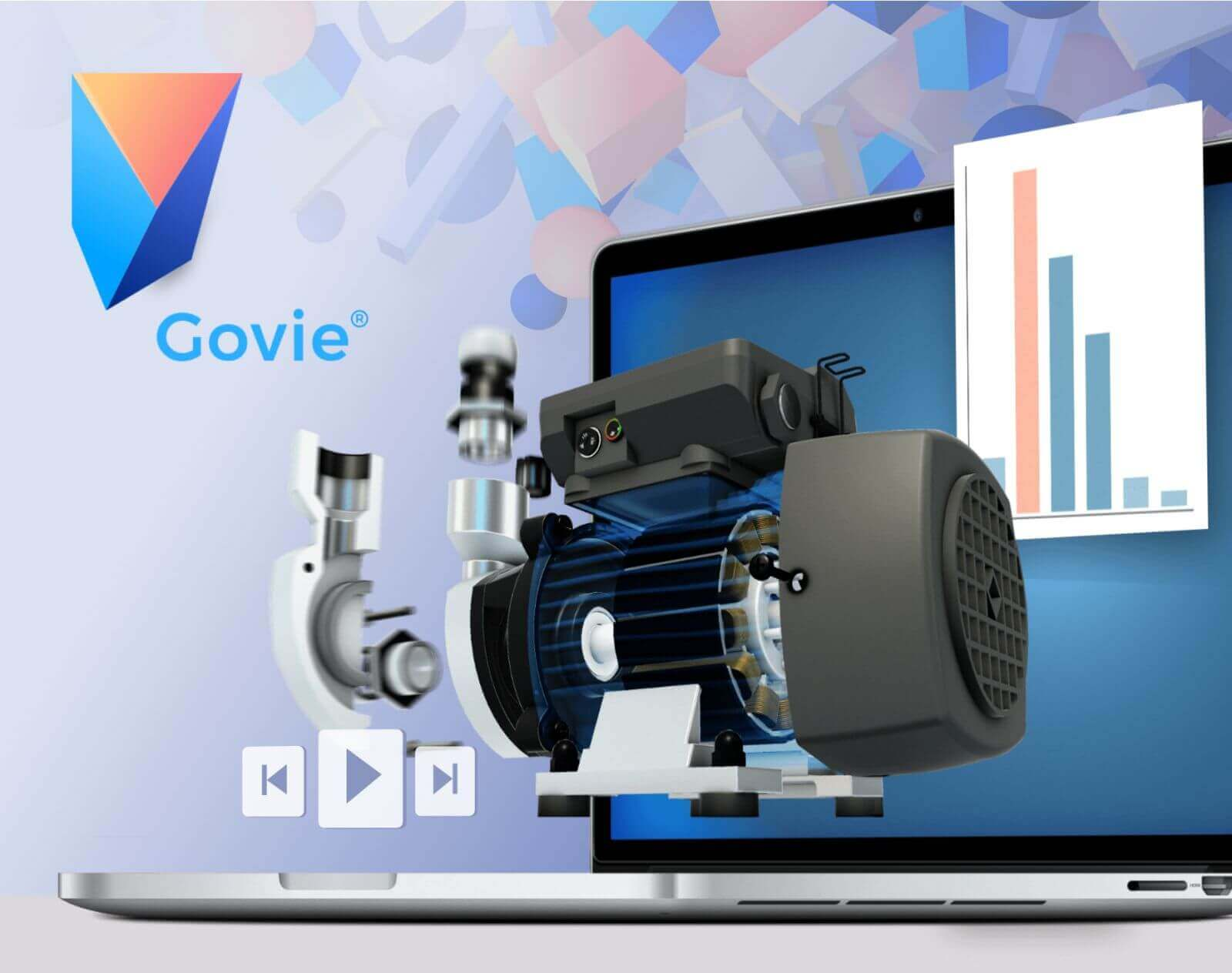 Govie product website