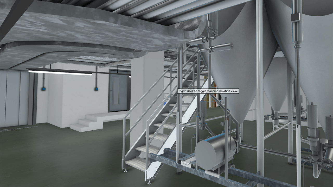 Fabrikplanung Mit Hilfe Interaktiver 3D Echtzeit Technologie